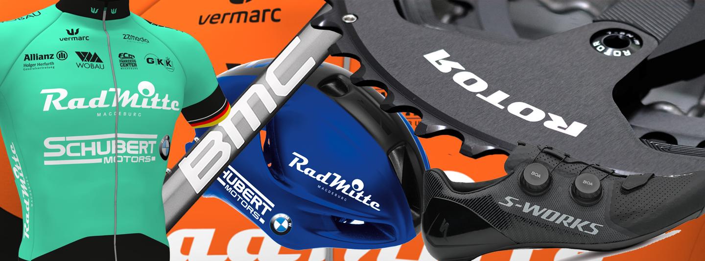 RadMitte - Schubert Motors Ausrüstung